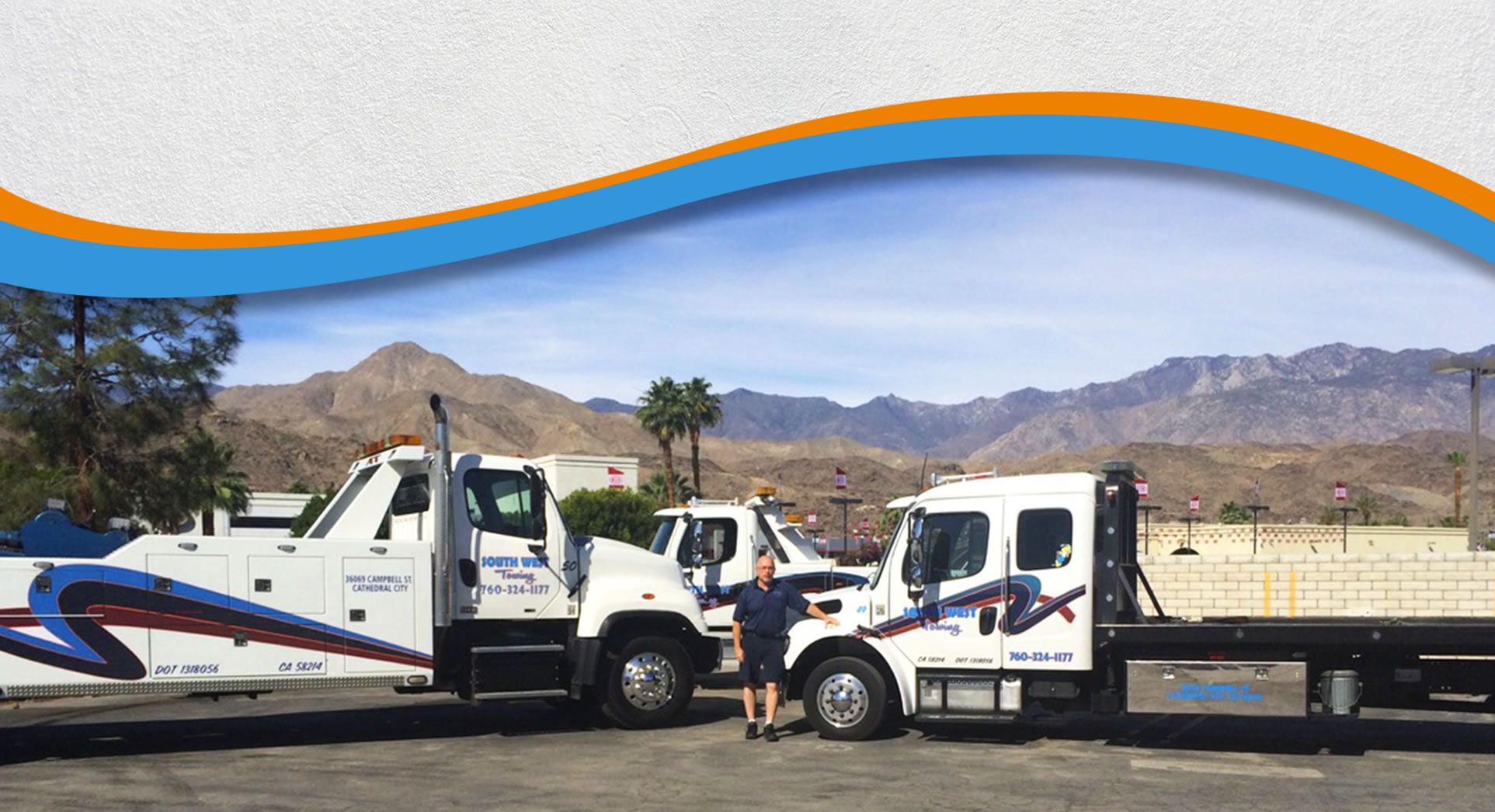 Southwest Auto Tow >> Home South West Towing Cathedral City Towing Tow Truck